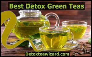 Best detox green tea by Detox Tea Wizard