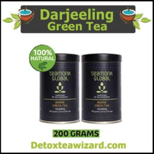 Darjeeling green tea - Teamonk Global
