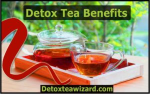 Detox tea benefits