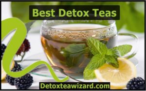 Best detox tea by Detox tea wizard