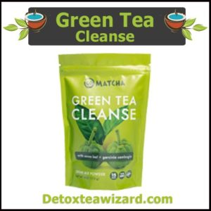 Green tea cleanse