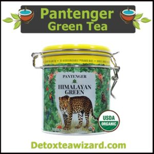 Pantenger Green tea detox