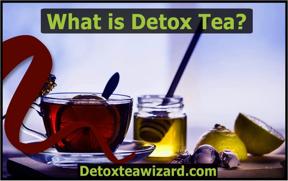 What is detox tea