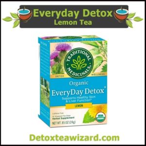 Everyday Detox Lemon