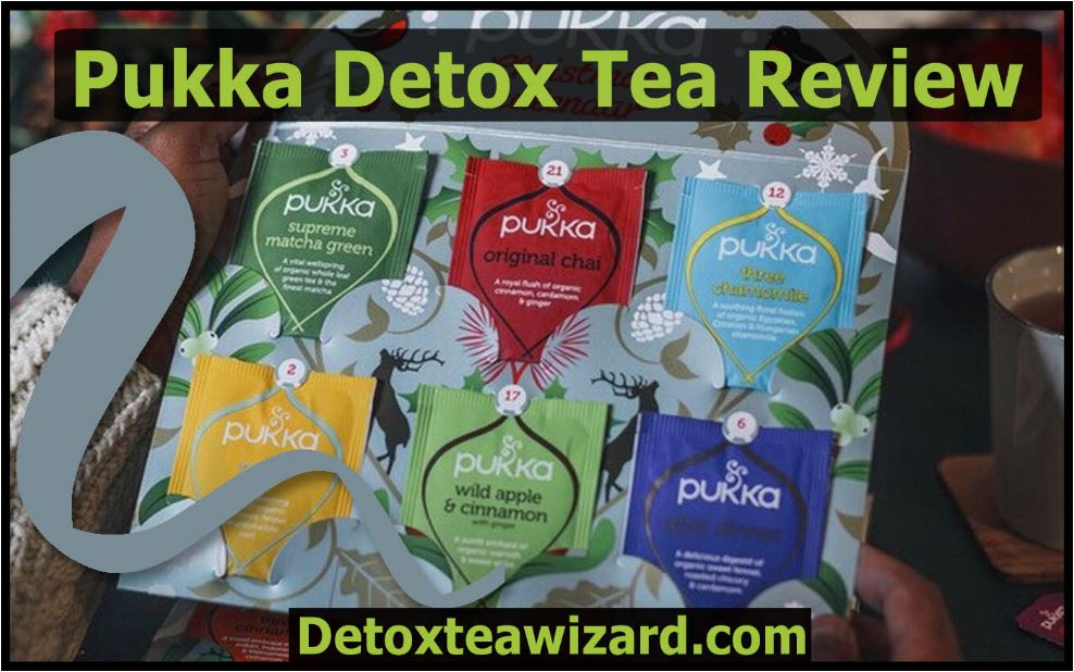 pukka detox tea review by Detox Tea Wizard