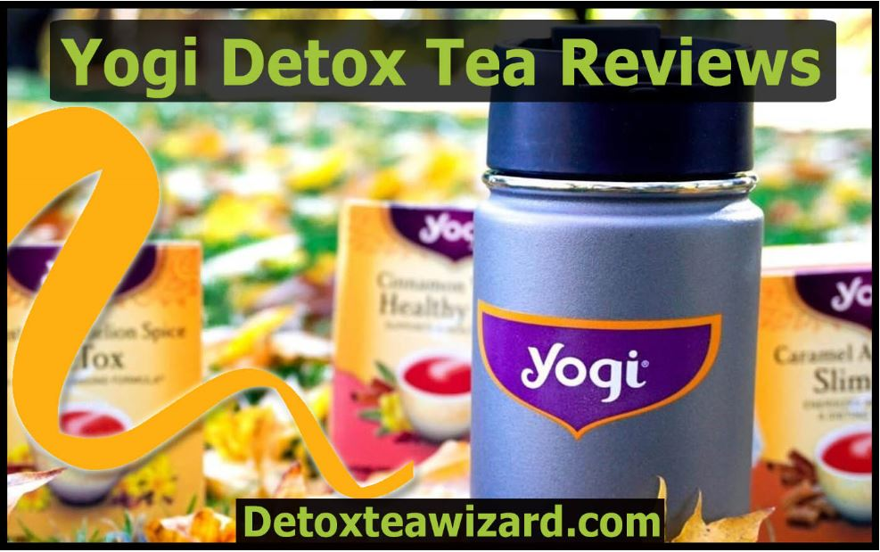 yogi detox tea reviews by detox tea wizard