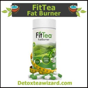 Fit detox tea reviews fat burner