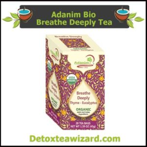 Adanim Bio Breathe Deeply Tea