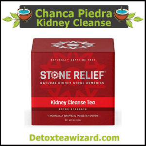 Chanca Piedra Kidney detox Tea