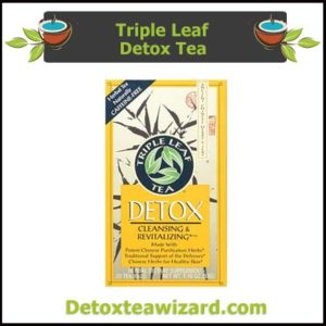 Triple Leaf Tea