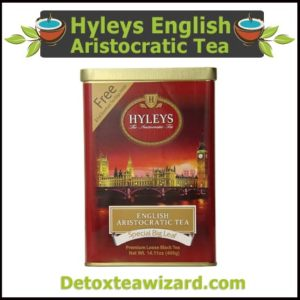 Hyleys English Aristocratic Loose Black Tea