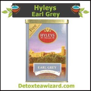 Hyleys Premium Loose Leaf Black Tea Earl Grey