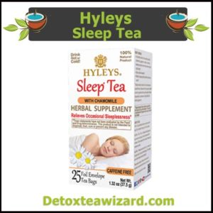 Hyleys Sleep Chamomile Tea