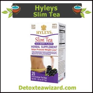 Hyleys Slim Tea reviews