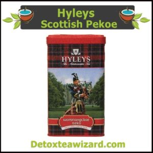 Hyleys tea reviews Scottish Pekoe Loose Black Tea