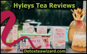 hyleys tea reviews by detoxteawizard