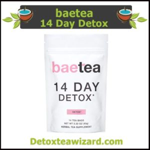 Baetea 14-Day Detox Tea review