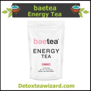 Baetea energy tea
