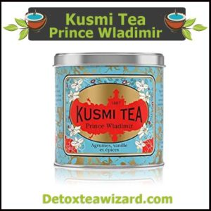 Kusmi Tea - Prince Wladimir - Russian Black Tea Blend review