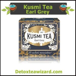 Kusmi tea - Earl Grey review