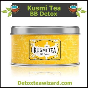 Kusmi tea review BB Detox