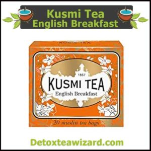 Kusmi tea review - English Breakfast