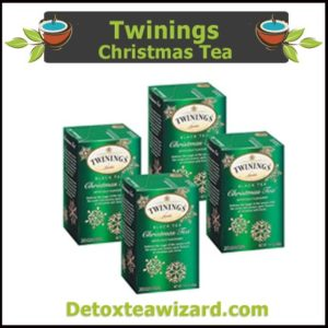 Twinings Christmas Tea review