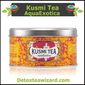 kusmi tea review AquaExotica