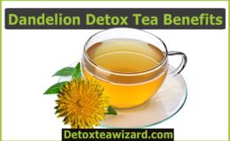 Dandelion Detox Tea Benefits? Why Should We Drink this Amazing Tea?