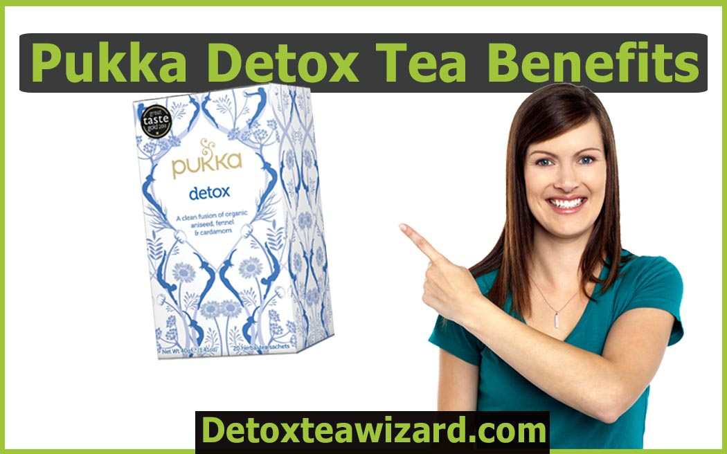 Pukka detox tea benefits