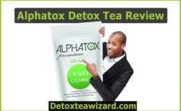 Alphatox Detox Tea Review (14-day detox) – Weight Loss Tea