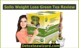 Sollo Organic Weight Loss Green Tea Review? Organic Detox Tea