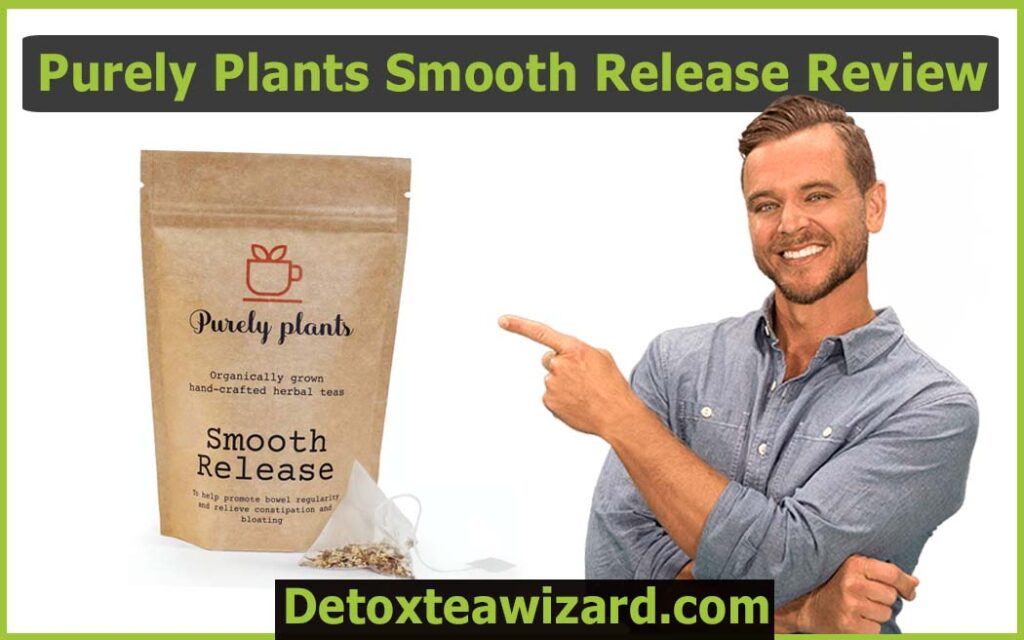 Purely Plants Smooth Release Detox Tea Review