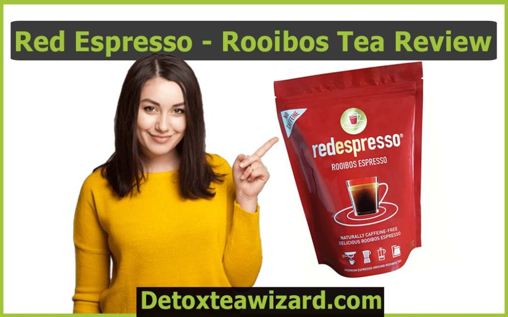 Red Espresso Rooibos Tea review by detoxteawizard