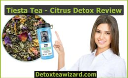Tiesta Tea Citrus Detox Review – Pros & Cons Included